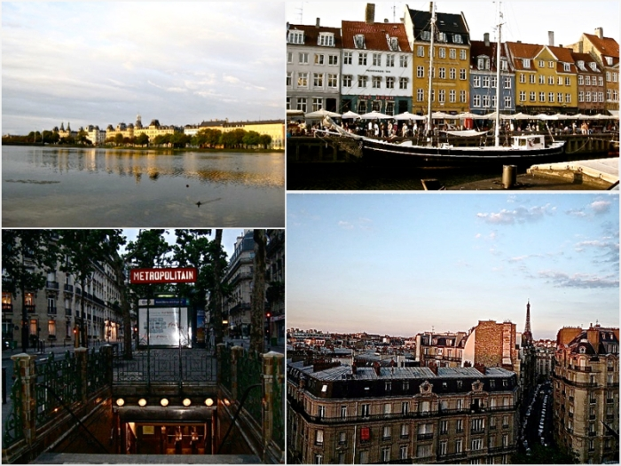 Paris Copenhange Blog