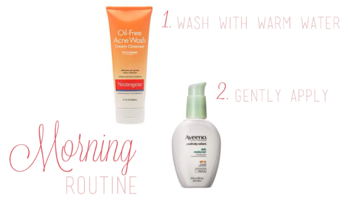 Daytime Daily Facial Routine final 2
