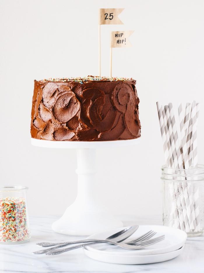 sprink cake